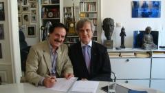 Fariborz Lachini & Dr. Peter Hanser-Strecker